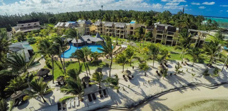 Hotel Jalsa Beach Hotel Spa In Poste Lafayette On Mauritius