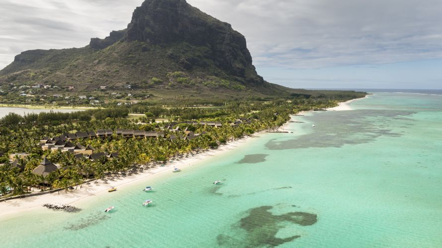 Le Morne Public Beach