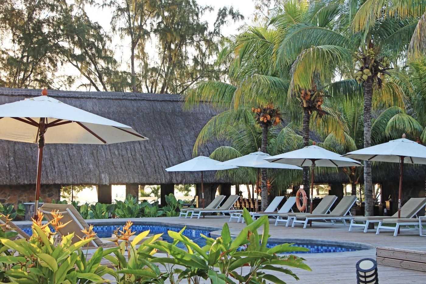 Small Hotel Villas Mon Plaisir In Pointe Aux Piments On Mauritius